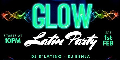 GLOW Latin Party tickets