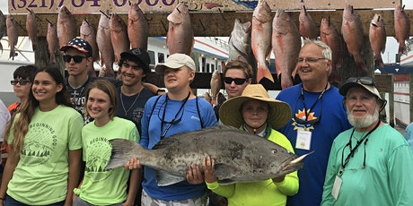 SONFISHERS 2020 FREE Jr/Sr High School Offshore Fishing Invitational tickets
