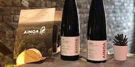 FAC1932 company presentation of Ainoa Winery tickets