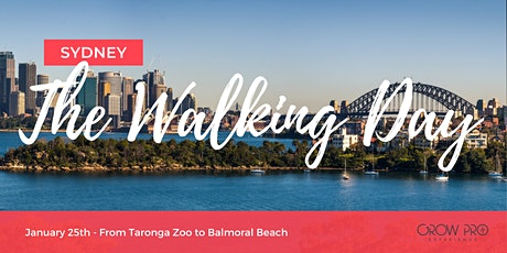 SYDNEY | THE WALKING DAY tickets