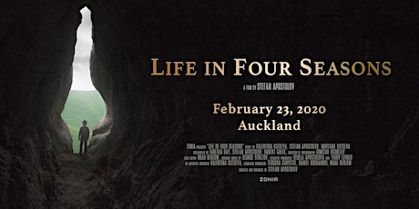 Movie Premier 'Life in Four Seasons' - Auckland tickets