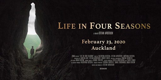 Movie Premier 'Life in Four Seasons' - Auckland