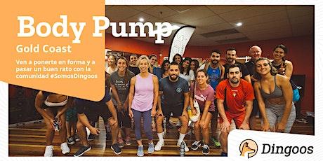 Dingoos Free Body Pump - Gold Coast tickets