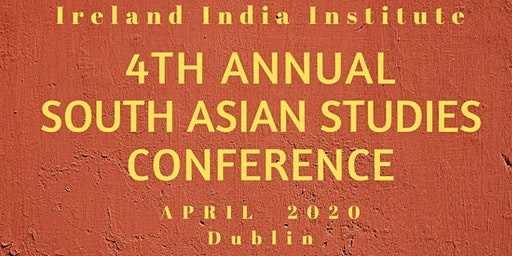 4th Annual South Asian Studies Conference
