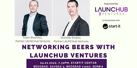 LAUNCHub Ventures Networking Drinks tickets