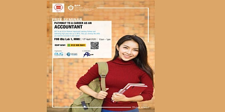 Pathway to a career as an Accountant tickets