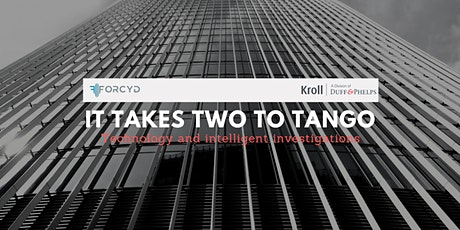 It takes two to tango  by Forcyd and Kroll tickets