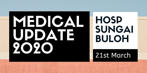 Medical Update 2020 HSgB - POSTPONED UNTIL FURTHER NOTICE