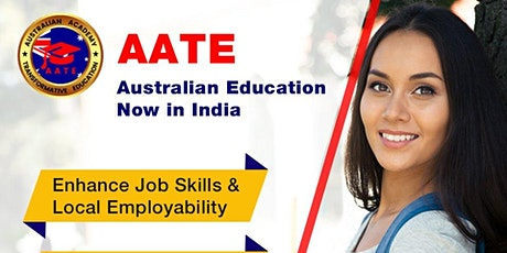 Increase your Job Prospect - Australian Job-Skills Training - Door Delivery tickets