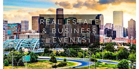 Denver, CO  Real Estate & Business Event  tickets