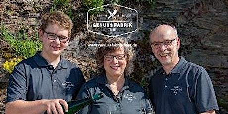 Weinprobe Benedict Loosen Erben, Winzer im Bistro. Genussfabrik Trier Tickets