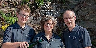 Weinprobe Benedict Loosen Erben, Winzer im Bistro. Genussfabrik Trier