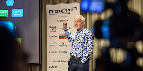 microXchg 2020 – The Microservices, Serverless & Cloud Native Conference tickets