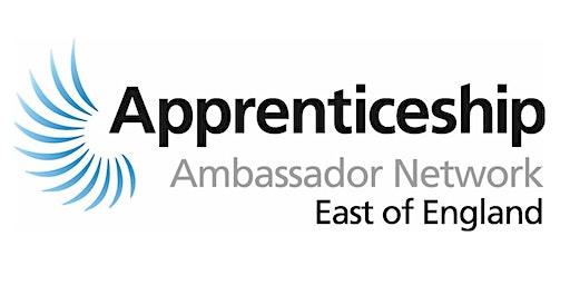 Cambridgeshire Young Apprenticeship Ambassador & Apprenticeship Ambassador Event