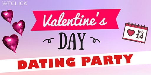 Valentines Day Dating Party | ages 32-45 | Canberra