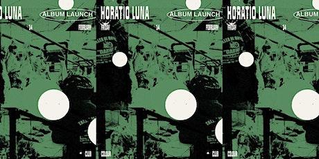 Horatio Luna 'Yes Doctor' Album Launch tickets