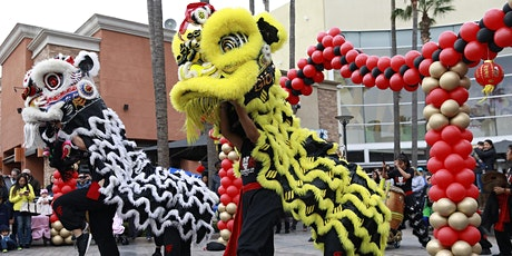 The District hosts its 2nd annual Lunar New Year Celebration - 1/25 tickets