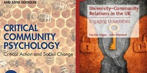 Critical Community Psychology & University - Community Relations in the UK Book Launch