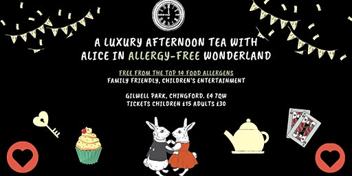 Alice in Allergy-Free Wonderland