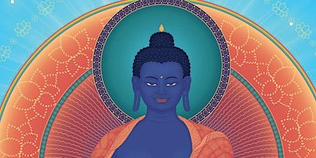 April  - Weekend Empowerment - Medicine Buddha Blessing Empowerment tickets