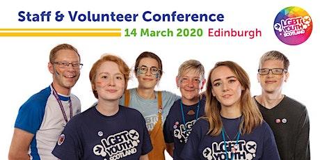 Staff & Volunteer Conference tickets