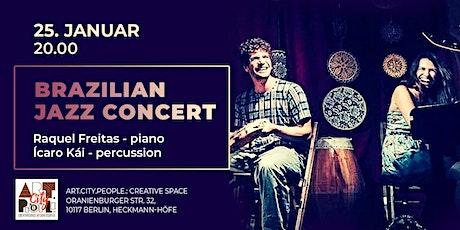 Brazilian Jazz Concert tickets