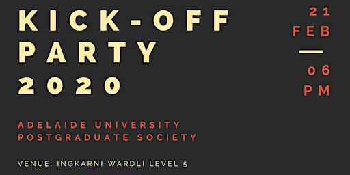2020 AUPS KICK OFF PARTY
