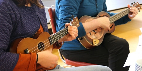 Ukulele Beginner Level 2 Course with Johnny Mackay tickets