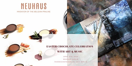 Easter Chocolate Celebration with Art & Music Tickets