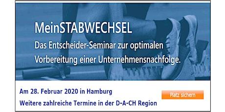 MeinSTABWECHSEL - Das Entscheider-Seminar Tickets