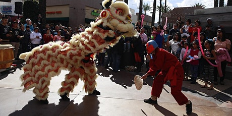 Lunar New Year Celebration at Cerritos Towne Center on 2/1 tickets