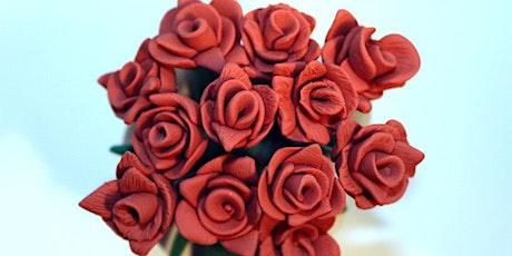 Designasaur's Plasticine Workshop: Forever Flowers tickets