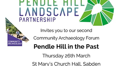 Pendle Hill in the Past - Community Archaeology Forum tickets