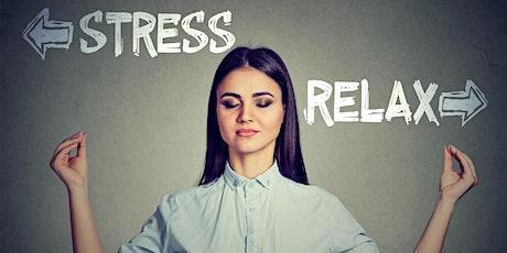 Mieux-être- Apprendre à gérer son stress- Atelier D185 billets
