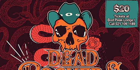 Dead Rockers Ball - Glenorchy tickets