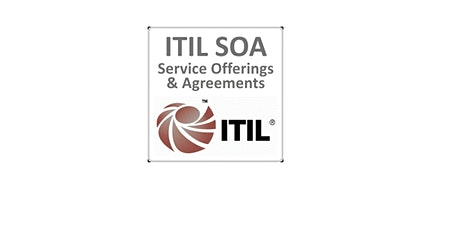 ITIL - Service Offerings & Agreements - Pro 5days Training in Singapore tickets