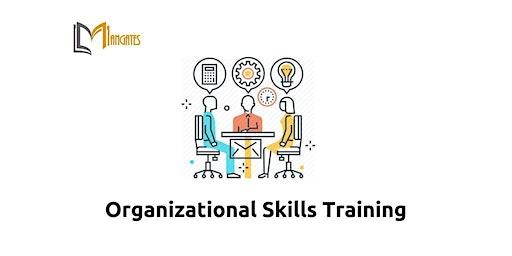 Organizational Skills 1 Day Virtual Live Training in Hamilton City