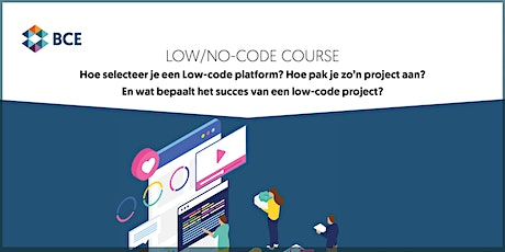 Low/no-code course tickets