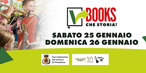 STILL ROCKING SHOW! @V-BOOKS CHE STORIA!