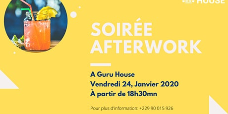 Afterwork Guru House billets
