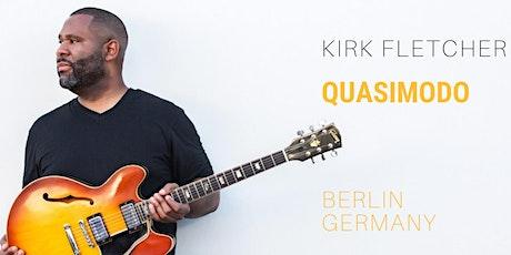 Kirk Fletcher - Gitarrengott mit viel Gefühl Tickets