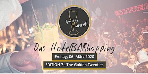 Das exklusive HotelBARhopping - Edition 7