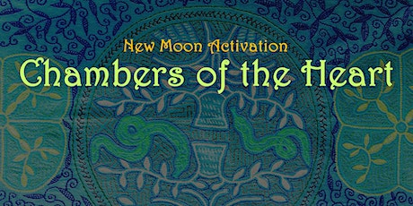 Chambers of the Heart - New Moon Activation tickets