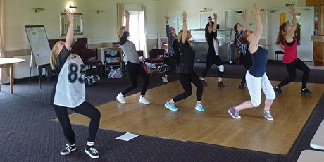 FREE Level 1 Qualification in Dance Leadership (T's and C's apply) tickets