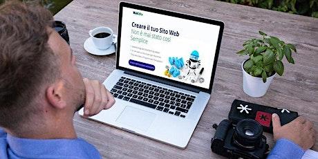 Serata Informativa. Siti web efficaci per il Business - DSAcademy biglietti
