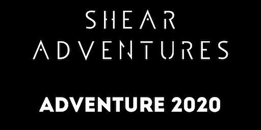 Shear Adventures  Adventure2020