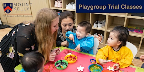 Stay and Play Trial Class (Playgroup) (Age 19 months - 2 years old) tickets