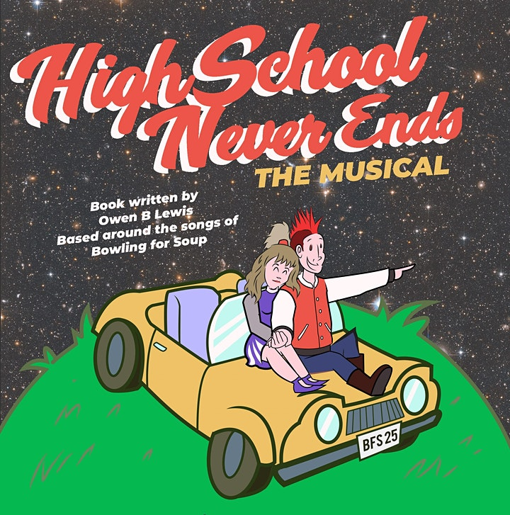 High School Never Ends The Musical image