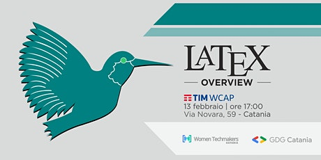 LaTeX Overview biglietti
