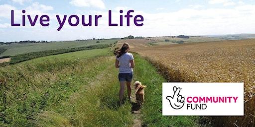 Live your Life workshop - Wolverhampton